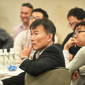 Attendees at THINK Executive Singapore supply chain seminar