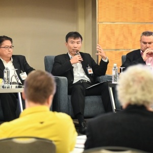 Panel at THINK Executive Singapore